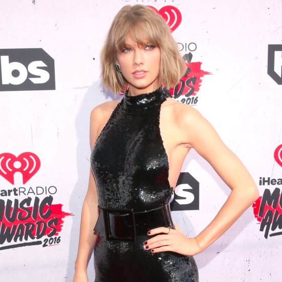 Taylor Swift's Jumpsuit at the iHeartRadio Music Awards 2016