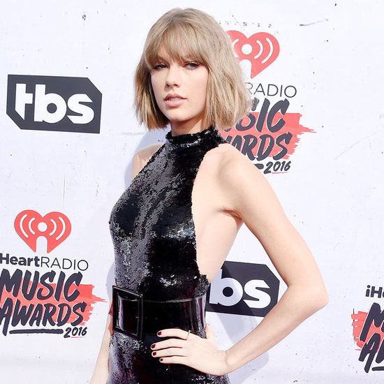 Taylor Swift at the iHeartRadio Music Awards 2016
