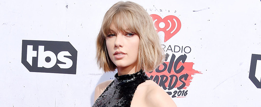 Taylor Swift Kills It at the iHeartRadio Music Awards, Because Duh