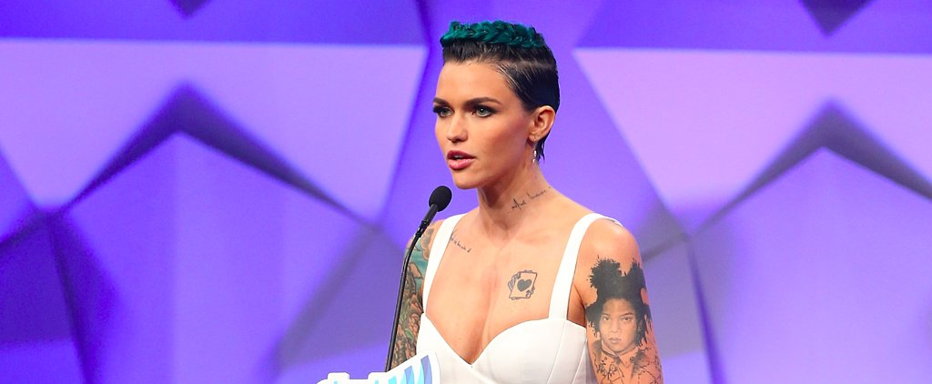 Ruby Rose and Taylor Swift Are Such Great Friends, They're Starting to Dress Alike