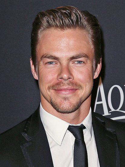 Derek Hough Explains Why He's Taking a Break from DWTS - and What He's Getting Julianne for Her Wedding!