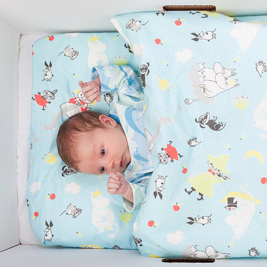 Cardboard Boxes For Babies