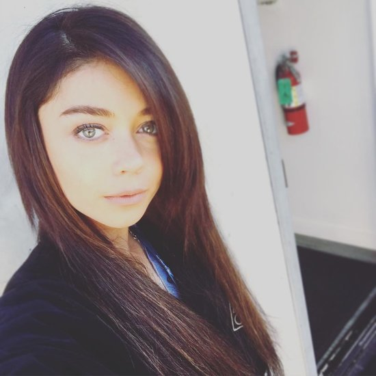 Sarah Hyland Hair Extensions For Dirty Dancing