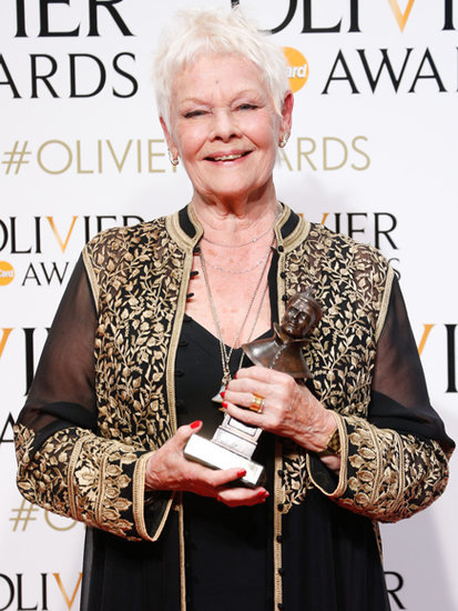 Judi Dench Breaks Record (Her Own!) to Win 8th Olivier Award
