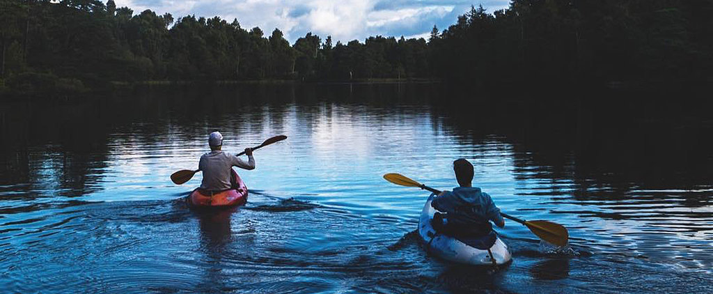 Instagram of the Day: Canoe Ride in the United Kingdom