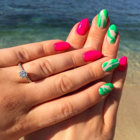 Vacation Nail Art Ideas
