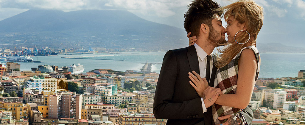 Proof (If You Needed It) That Gigi Hadid and Zayn Malik Take the Most Fashionable Holidays