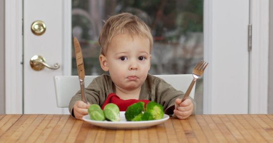 Videos Of Kids Eating Veggies May Entice Preschoolers To Eat More Themselves