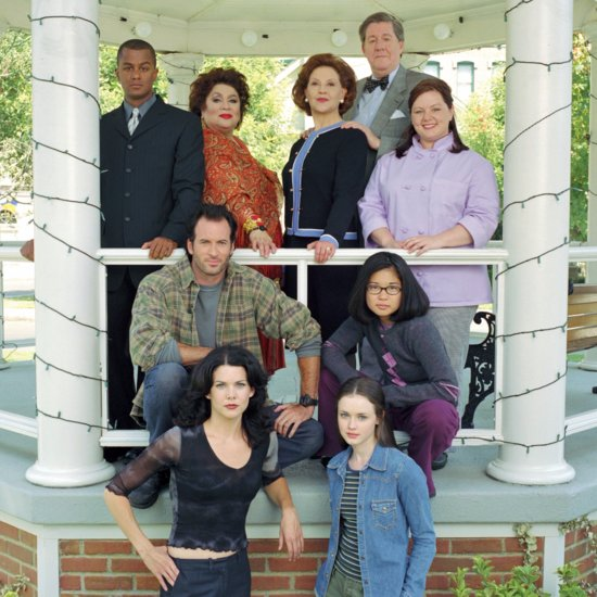 Gilmore Girls Reboot Cast