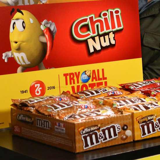 New Peanut M&M's Flavors