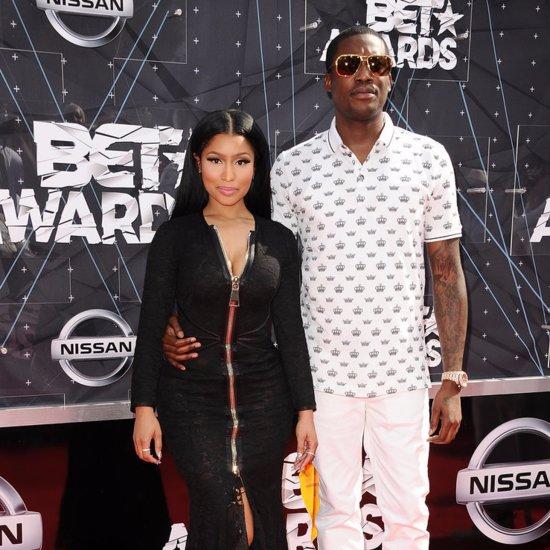 """Nicki Minaj Denies Being Engaged to Meek Mill, Says """"I'm Single"""""""