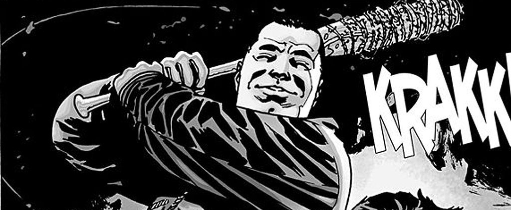 Glenn's Death in The Walking Dead Comic Books Is More Disgusting Than You Could Possibly Imagine