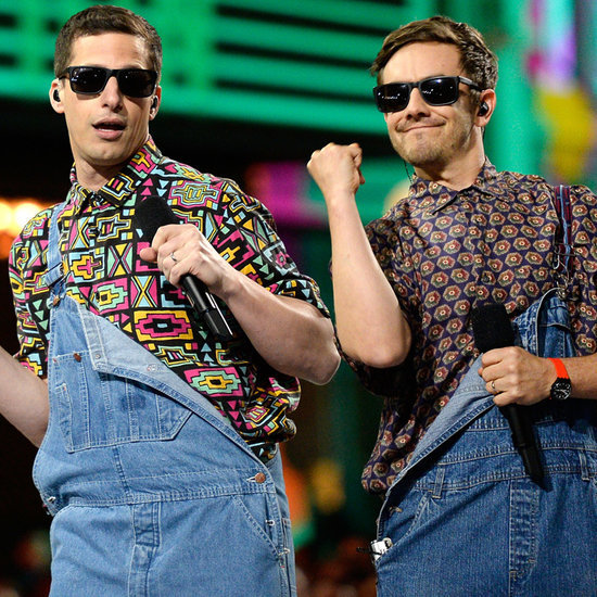 The Lonely Island Paid Tribute to Will Smith in the Greatest Possible Way at the MTV Movie Awards