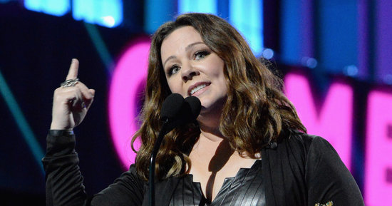 Melissa McCarthy's MTV Movie Awards Speech Is a Blessing for the Matriarchy