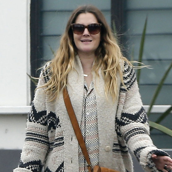 Drew Barrymore Out in LA April 2016