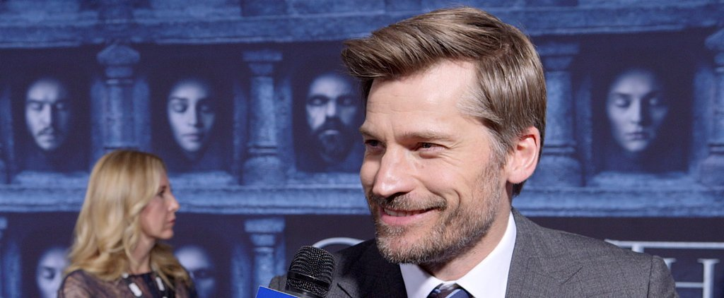 In Which Nikolaj Coster-Waldau Doesn't Quite Recognize His Own Butt