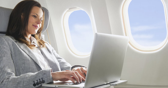 In-Flight Wi-Fi Is About To Get Much Better