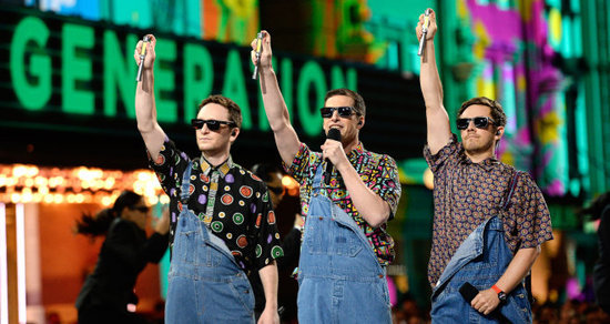 MTV Movie Awards: Watch The Lonely Island's Will Smith Tribute
