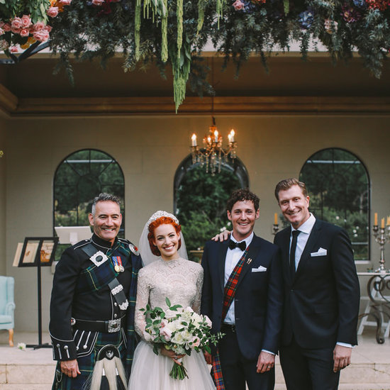 Emma Watkins and Lachlan Gillespie The Wiggles Wedding