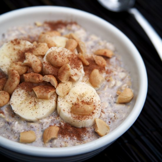 How to Make a Healthier Bowl of Oatmeal
