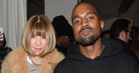 Anna Wintour Cried At Kanye West's Fashion Show