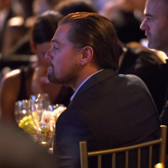Leonardo DiCaprio at Foundation Fighting Blindness Gala