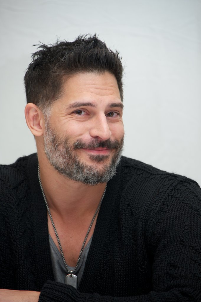 Joe Manganiello, When the Bill Comes and You Pretend to Look For Your Wallet