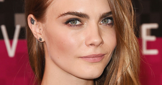 Cara Delevingne and Her Brows Have a New Job