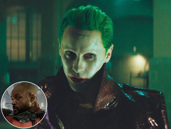 Live Rats? Naughty Souvenirs? Will Smith Says Jared Leto Wasn't Joking Around as The Joker on Suicide Squad
