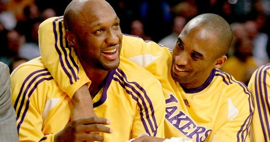 Lamar Odom Speaks Out in Tribute Video for Kobe Bryant: 'You Got a Great Career'