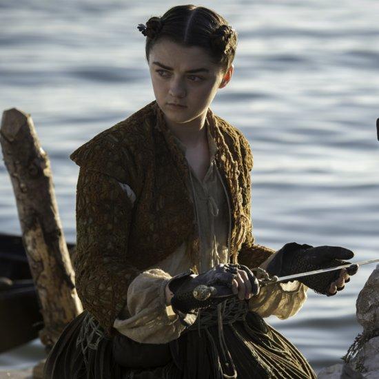 Arya Stark GIFs From Game of Thrones