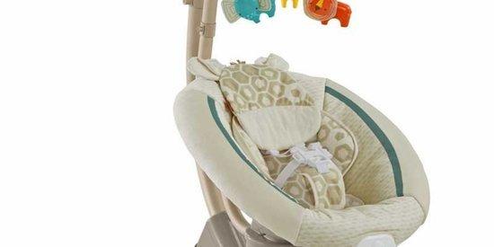 Fisher-Price Recalls 3 Models Of Infant Cradle Swings