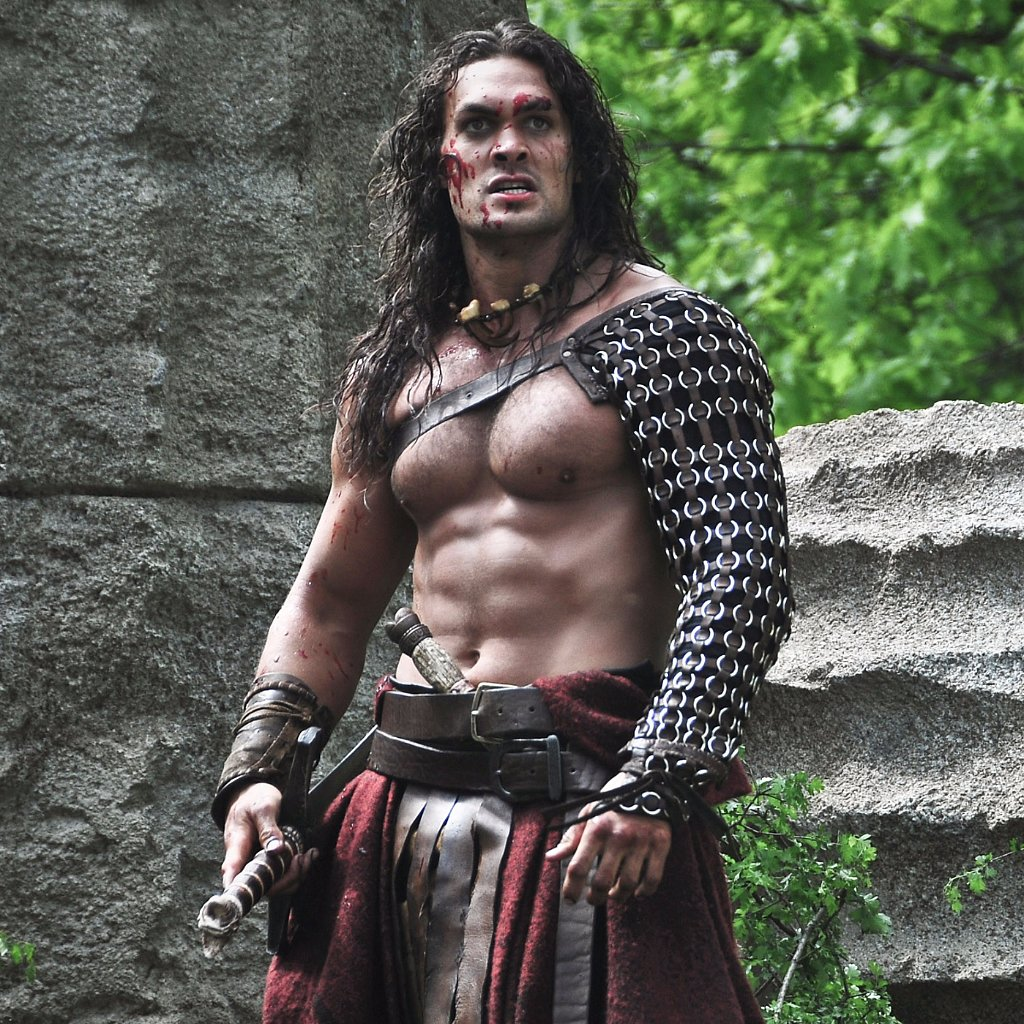 What Has Jason Momoa Starred In?