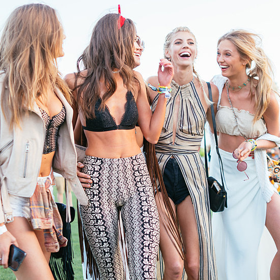 Celebrity Instagrams From Coachella 2016