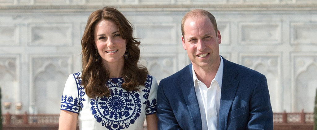 Kate Middleton and Prince William Conclude Their Tour of India With a Stop at the Iconic Taj Mahal