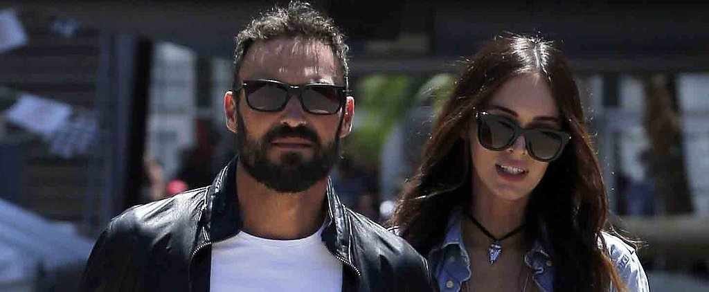 Megan Fox and Brian Austin Green Look Happy and Relaxed Following Pregnancy News