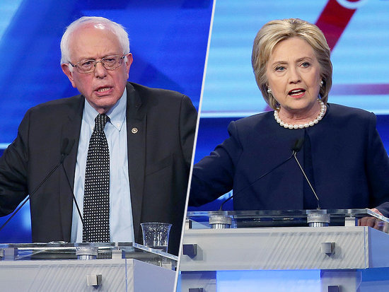 Clinton and Sanders Back 9/11 Families' Right to Sue Saudi Arabia on Eve of Obama Trip - As Kingdom Threatens to Pull $750B from