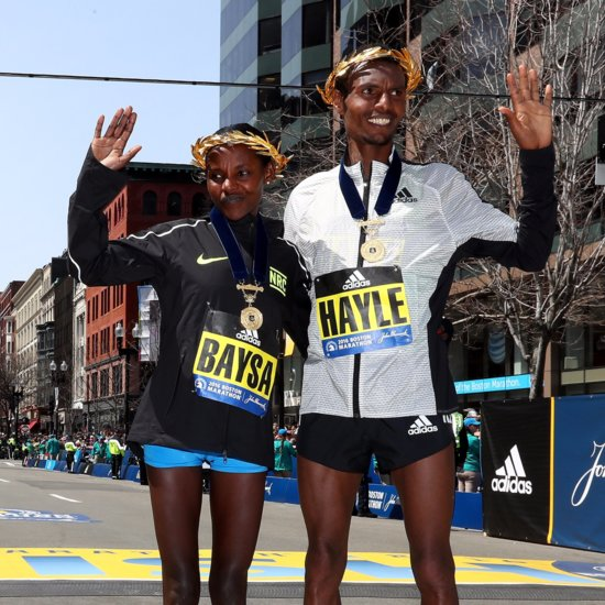 Boston Marathon Winners 2016