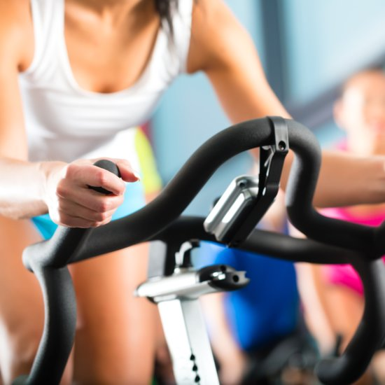 Gym Equipment Has a Lot of Germs