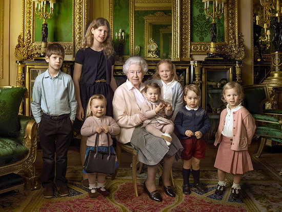 9 Burning Questions About the Arresting New Royal Family Portraits - Answered!
