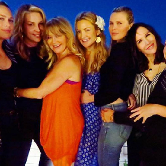 Kate Hudson Birthday Instagrams 2016
