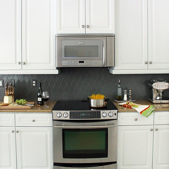 How to Make Over a Kitchen With Paint