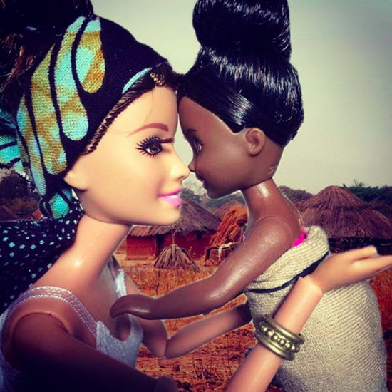 White Savior Barbie Instagram Account