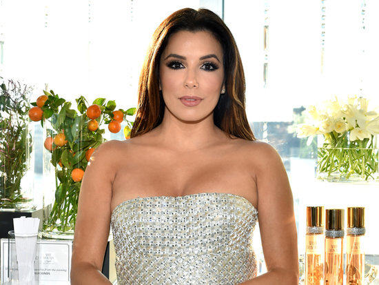 Eva Longoria's First Clothing Collaboration Is Almost Here (She Won't Be Sewing It, Don't Worry)