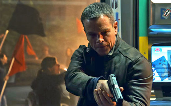 FROM EW: Matt Damon Kicks Ass in Official Jason Bourne Trailer