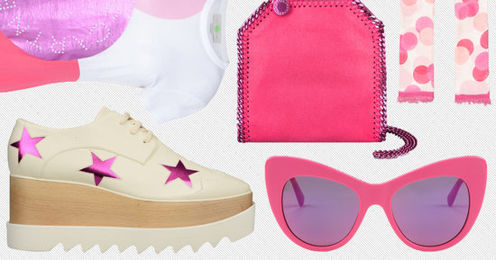 Stella McCartney's All-Pink Capsule Collection