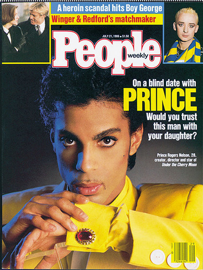 From the PEOPLE Archive: Why Prince Once Went on a Blind Date with a Fan