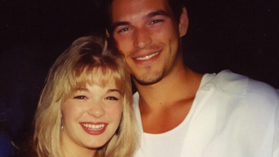 LeAnn Rimes Met Husband Eddie Cibrian When She Was 14 -- See the Amazing Flashback Photo!