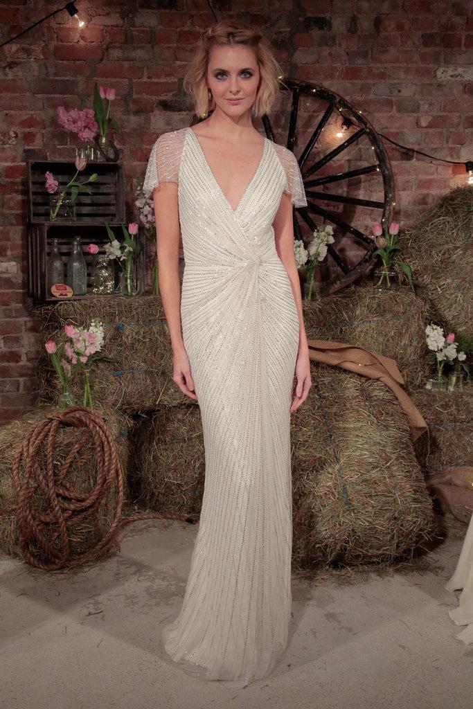 Flapper Style Wedding Dresses - Flower Girl Dresses