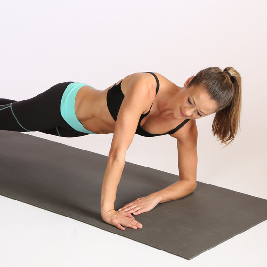 How to Do an Asymmetrical Push-Up
